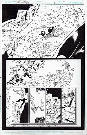 New Challengers #2 p.16 by Andy Kubert