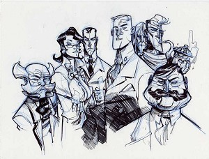 7 Detectives - 22457 by Eric Canete
