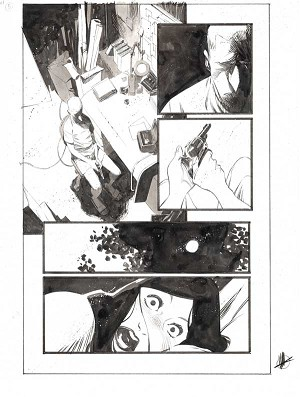 Black Science #43 p.05 by Matteo Scalera