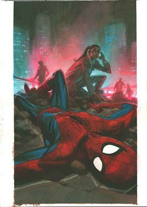 Friendly Neighborhood Spiderman #12 by Andrew Robinson