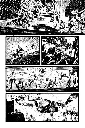 Black Science Issue 27 Page 06 by Matteo Scalera