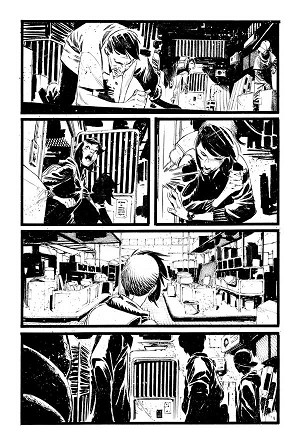 Black Science Issue 27 Page 08 by Matteo Scalera