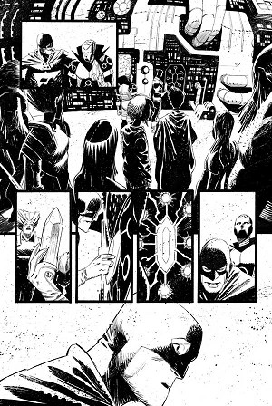 Black Science Issue 28 Page 09 by Matteo Scalera