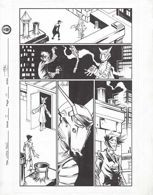 Mother Panic Issue 5 p.19 by Shawn Crystal