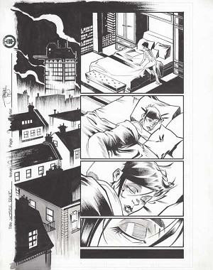 Mother Panic Issue 6 p.09 by Shawn Crystal