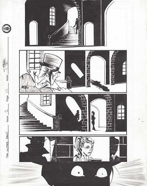 Mother Panic Issue 6 p.10 by Shawn Crystal