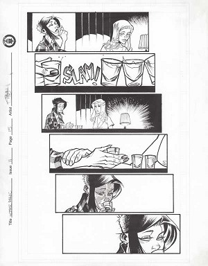Mother Panic Issue 11 p.15 by Shawn Crystal