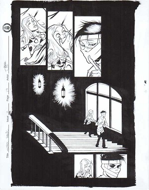 Mother Panic Issue 11 p.19 by Shawn Crystal