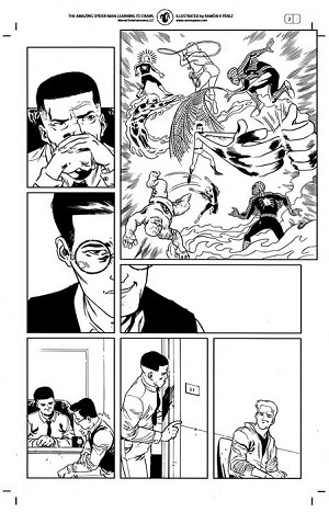 ASM: Learning to Crawl #2 p.05 by Ramon Perez