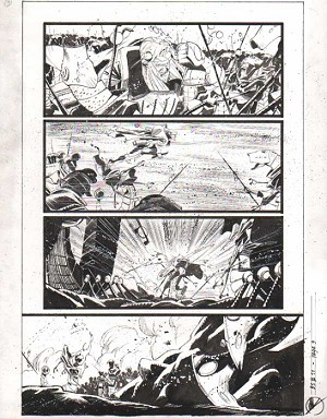 Black Science Issue 11 page 09 by Matteo Scalera