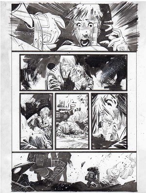 Black Science Issue 14 page 08 by Matteo Scalera