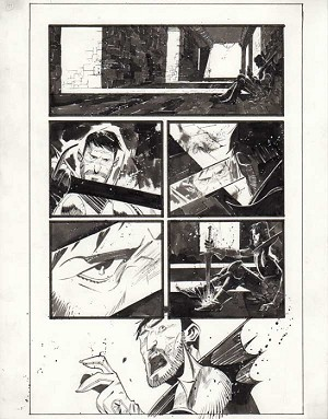 Black Science Issue 15 page 11 by Matteo Scalera